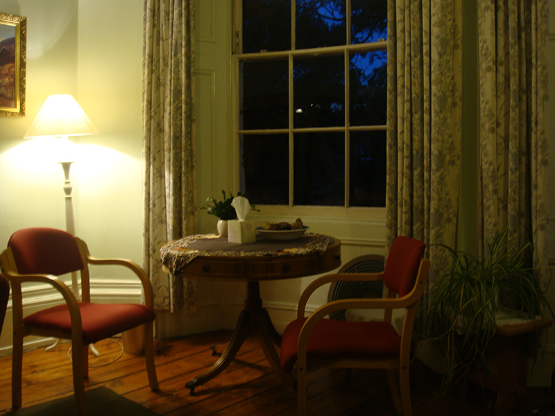 Temple Lodge Consulting room